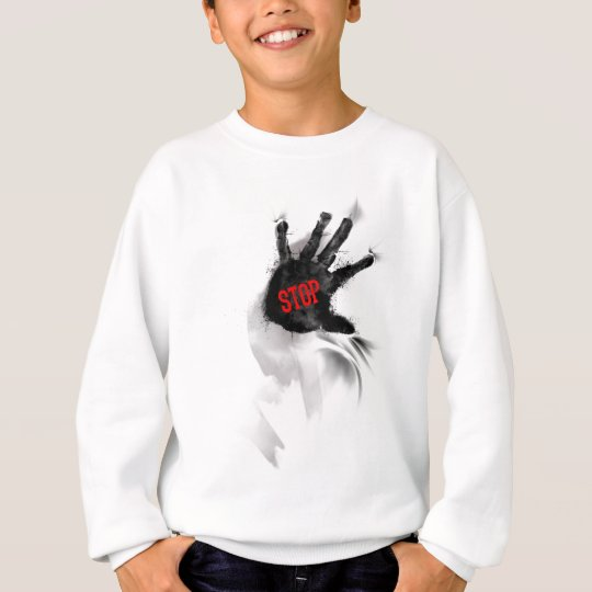 Stop Sweatshirt