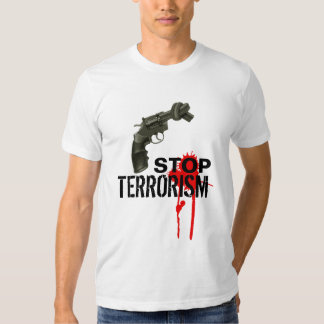 Stop Terrorist Shirts