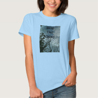 Stop The Abuse T-Shirt