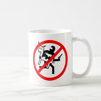 Stop the BLM Cattle Rustlers Coffee Mug