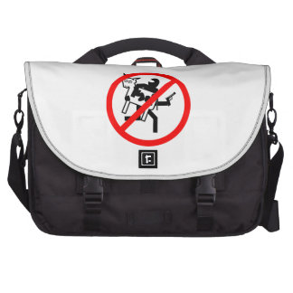 Stop the BLM Cattle Rustlers Bag For Laptop