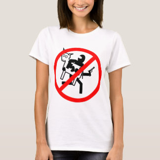 Stop the BLM Cattle Rustlers T-Shirt
