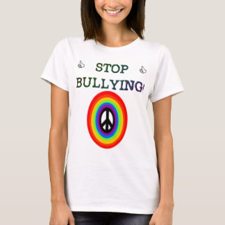 stop the bullying sign T-Shirt