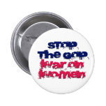 Stop the GOP War on Women Pinback Button