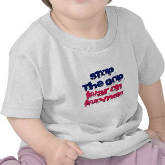 Stop the GOP War on Women Tshirt