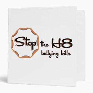 Stop the H8 Binders
