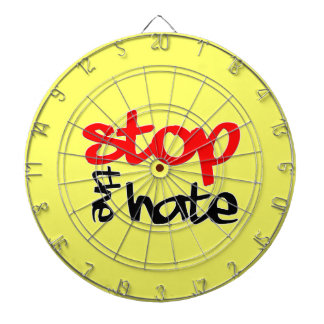 Stop the Hate Dartboards