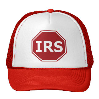 Stop the IRS Mesh Hats