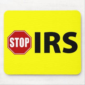 Stop the IRS Mousepad