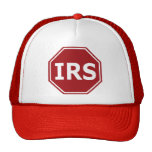 Stop the IRS Trucker Hat