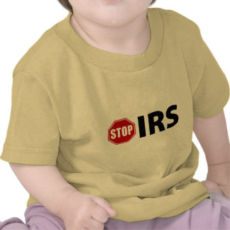 Stop the IRS Shirt