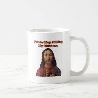 Stop the Killing Coffee Mug