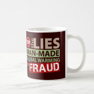 Stop the Lies about Global Warming Coffee Mug