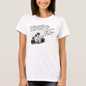 Stop The Military Industrial Complex T-Shirt