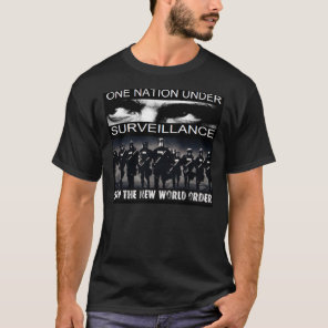 Stop The New World Order T-Shirt