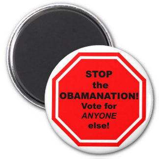 Stop the Obamanation Magnets