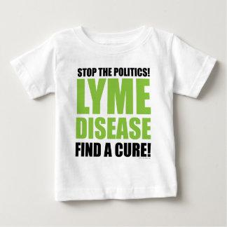 Stop the Politics Baby T-Shirt
