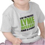 Stop the Politics T Shirts