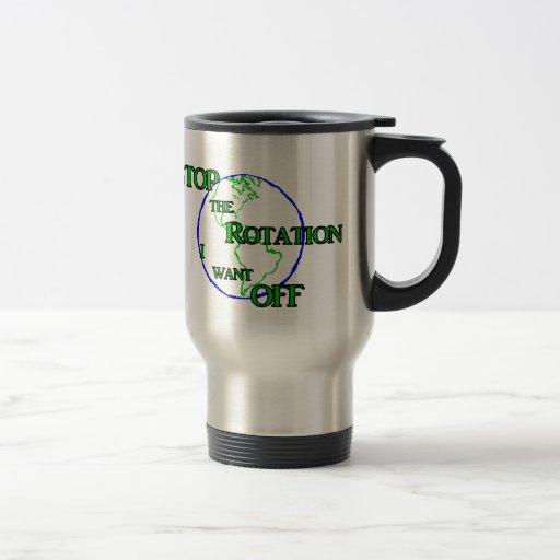 Stop the Rotation Coffee Mug