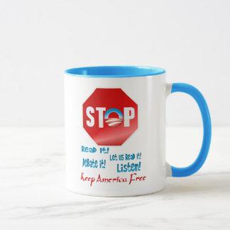 Stop The Rush! Mug