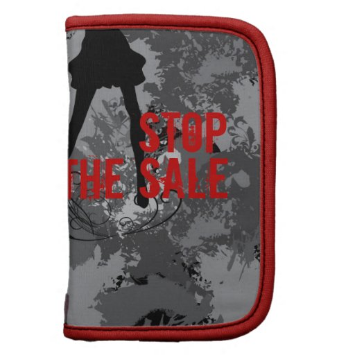 Stop the Sale - Folio/Planner
