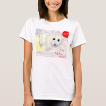 Stop The Seal Hunt T-Shirt