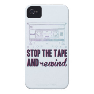 Stop the Tape iPhone 4 Case-Mate Case