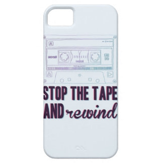 Stop the Tape iPhone SE/5/5s Case