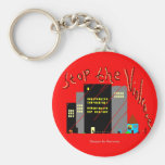 Stop The Violence Keychain
