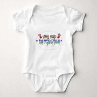 Stop the War Baby Bodysuit
