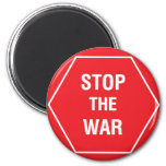 STOP THE WAR MAGNETS