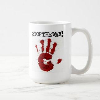 Stop the War Mug