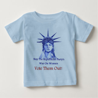 Stop The War On Women Baby T-Shirt