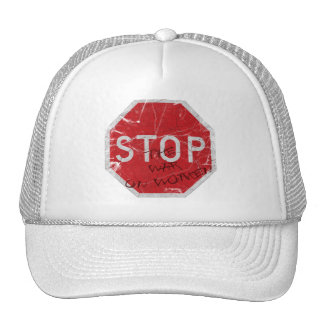 Stop the War on Women Hats