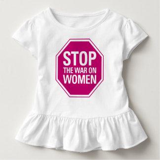 Stop the War on Women T-shirt