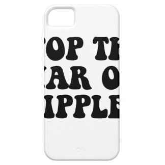 Stop the war one nipples iPhone SE/5/5s case