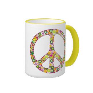 Stop The Wars Ringer Mug
