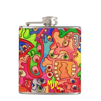 Stop the world, I want to get off! Flasks