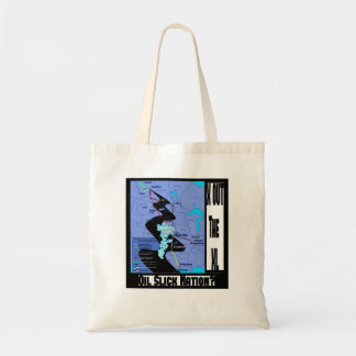 Stop the XL Pipeline Extension Budget Tote Bag