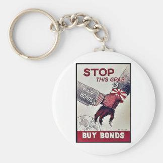 Stop This Grab Key Chain