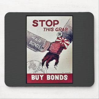 Stop This Grab Mousepads