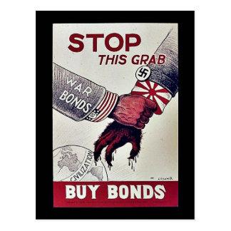 Stop This Grab Postcards