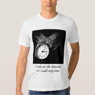 Stop Time T Shirt