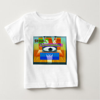 Stop to Contemplate Baby T-Shirt