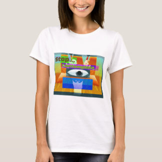 Stop to Contemplate T-Shirt