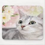 Stop To Smell The Roses Mousepads