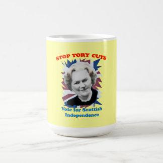 Stop Tory Cuts Scottish Labour Party Mug
