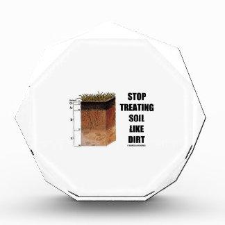 Stop Treating Soil Like Dirt (Soil Horizons) Award