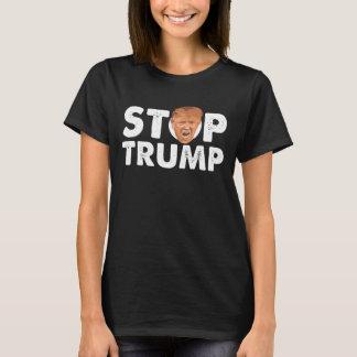 Stop Trump - Anti Trump Message Shirt