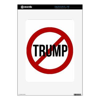 Stop Trump Skin For iPad